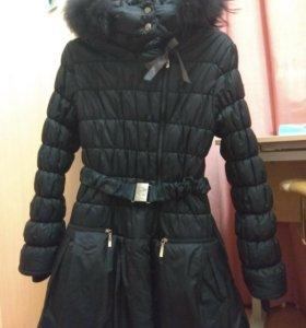 Шикарное пальто фирмы Борелли borelli