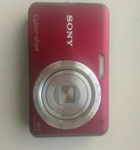 Фотоаппарат sony (полный комплект)