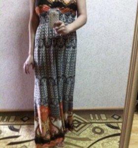 Платье 46,48 размер