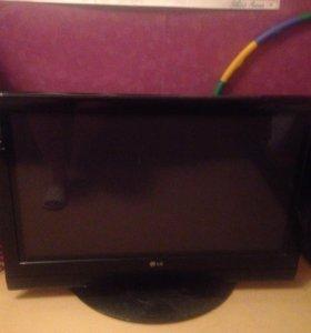Телевизор плазменный LG большой