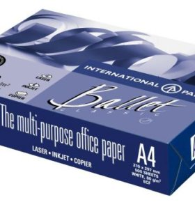 Бумага «Ballet» А4 с доставкой