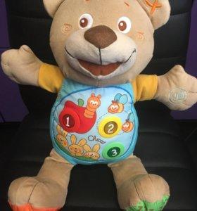 Говорящий мишка Тедди Chicco
