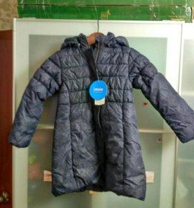 Новое пальто лесси