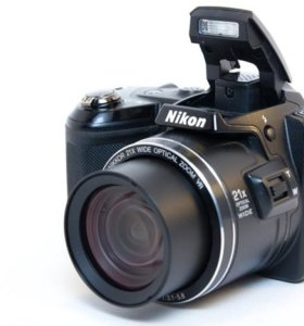 Цифровой фотоаппарат Nikon Coolpix L120.