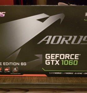 GTX 1060 Gigabyte Extreme Aorus
