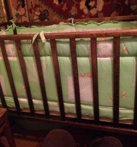Кровать качалка