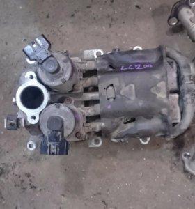 Датчик на двигатель 1vd ленд круизер 200