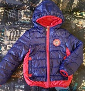 Куртка на весну на мальчика