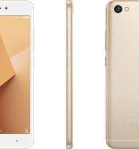 Xiaomi Redmi Note 5A Gold 2gb ram 16gb rom
