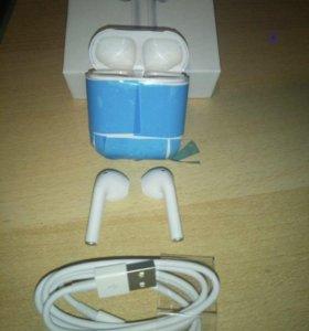 Наушники Apple air pods