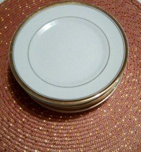 Тарелки ЛФЗ 6 штук без сколов и трещин