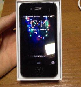 iPhone 4S Black 32Gb