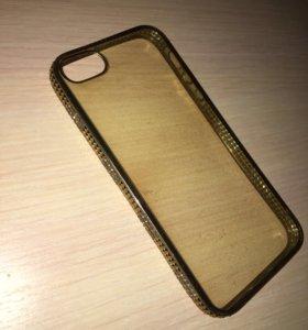 Чехлы силиконовые на iPhone 5  5s 5e