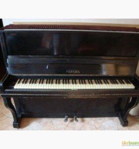 """Продам фортепиано (пианино) """"Украина"""""""