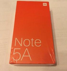 Xiaomi Redmi Note 5A Gold 2 GB RAM / 16 GB ROM