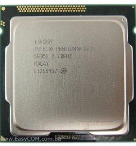 Intel Pentium G630 Sandy Bridge (2,7 MHz, LGA 1155