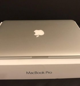 Macbook Pro 13 Retina 2015 256Gb SSD