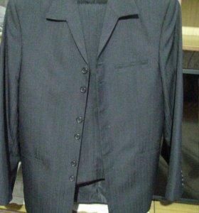 костюм для мальчика выпускника