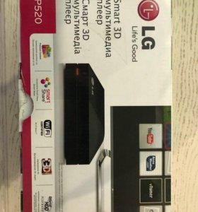 Плеер LG smart 3 D