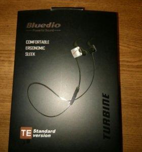 Беспроводные наушники Bluedio TE