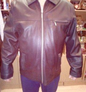 Куртка кож зам 54-56