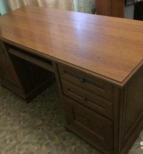 Письменный и компьютерный стол мдф (новый)