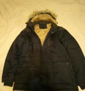 Продаю новую утепленную куртку