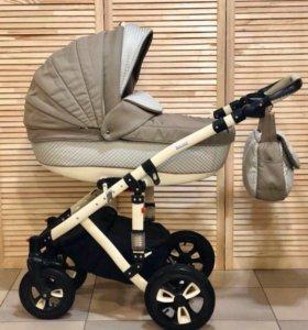 Детская коляска 2 в 1 Bebe-Mobile Toscana