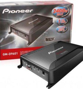 Новый усилитель Pioneer GM D9601