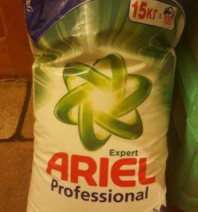 Продаётся стиральный порошок. ARIEL 15кг