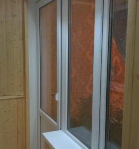 Окна, откосы, балконы....