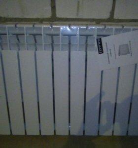 Аллюминиевые радиаторы отопления