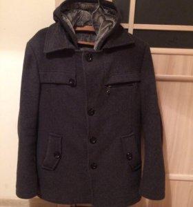 Мужское пальто 50-52