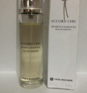 Accord chic Yves Rocher