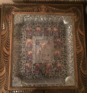 Православные иконы ручной работы