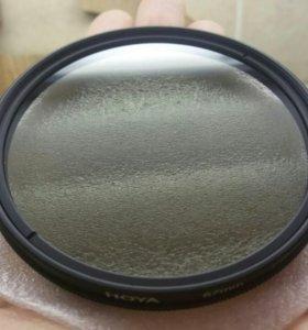 Циркулярный поляризационный фильтр Hoya