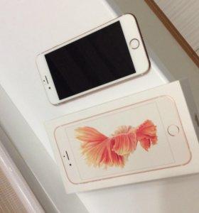 iPhone 6s 16 Gb, rose