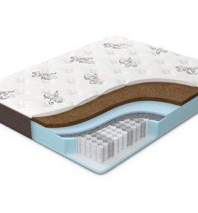 Матрас+кровать