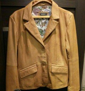 Новые кожаные куртки. Есть три размера
