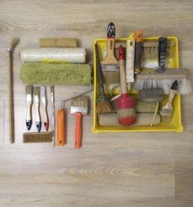 Малярный набор инструментов + Подарок