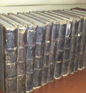 РЕДКОСТЬ Сочинения Толстого в 14 частях 1886