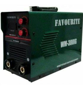 WM-3000IG Сварочный инвертор 300А