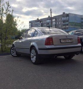 Volkswagen Passat B5 1.8 turbo