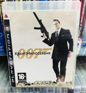 007 квант милосердия на PS3