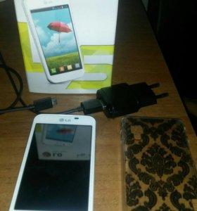 Смартфон LG L5 2 DUAL