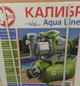 Насосная станция Калибр СВД-1000Ф