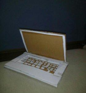 Самодельный ноотбук