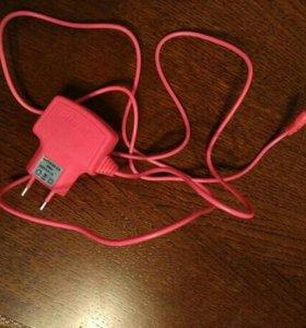 Сетевое зарядное устройство для Nokia (тонкая)