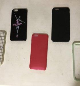 Чехлы на IPhone 6 и 6s