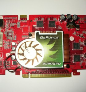 Видеокарта GeForce 6600GT